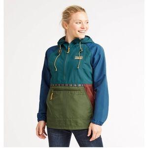LL Bean Anorak Packable Jacket